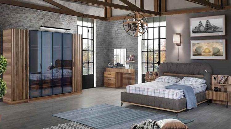 Loft Yatak Odası Takımı